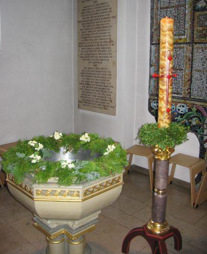 Taufe Pfarrei St Josef Marktredwitz